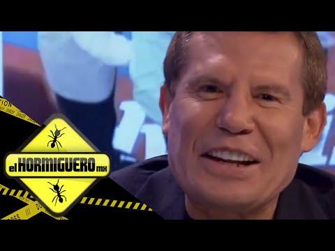 El Hormiguero Mx | Programa del 11 de agosto 2014 - Julio César Chávez