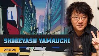 Perseguição Dos Fênix Negro — Direção De Shigeyasu Yamauchi