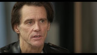 Jim Carrey Sells Soul.  Knows his time is Short
