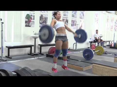 Catalyst Athletics Olympic Weightlifting 9-19-13 Image 1