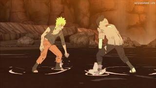 Naruto ?AMV? Naruto vs sasuke final fight courtesy call