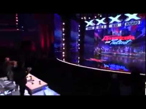 رقص رائع ومذهل ادهش الجميع برنامج المواهب العربي arabs Got Talent 2013
