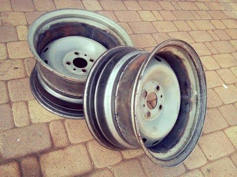 Разварки своими руками. Процесс изготовления от А до Я. Часть 1./Handmade wide wheels for the car.