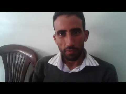 عبد الوهاب المتوكل رئيس جماعة المواريد يصرح للشياظمة نيوز قائلا
