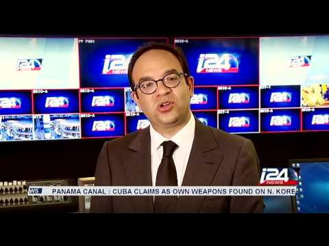 I24 News English Launch