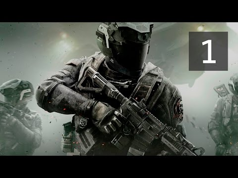 Прохождение Call of Duty: Infinite Warfare [60 FPS] — Часть 1: Черное небо
