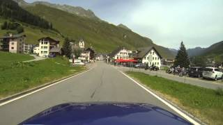 Grimsel Pass - Furka Pass - Gotthard Pass, Switzerland