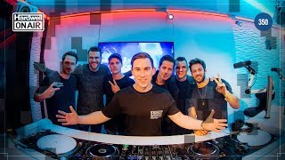 Hardwell - On Air 350 2018