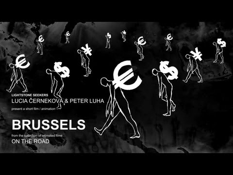 BRUSSELS - short animated film