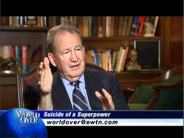 World Over - 01-12-12 - Pat Buchanan & Steven Mosher with Raymond Arroyo