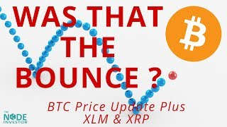 A Pause from the Selling - Where to From Here ?  Bitcoin Price Update