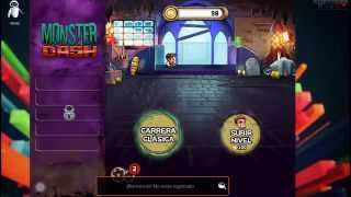 Monster Dash Juego Para ANDROID Y IOS Total Mente Gratis