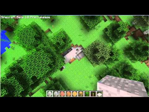 Minecraft 1.8 Review