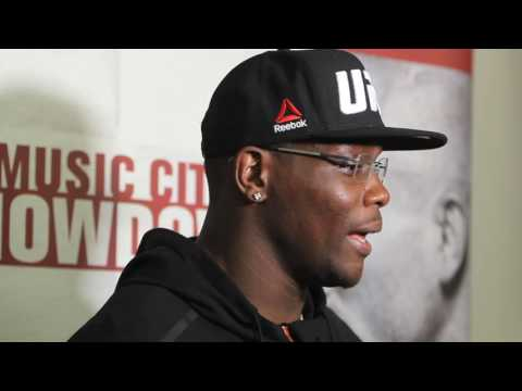 UFC Nashville: Ovince St. Preux Discusses His Submission Victory At UFC Fight Night 108