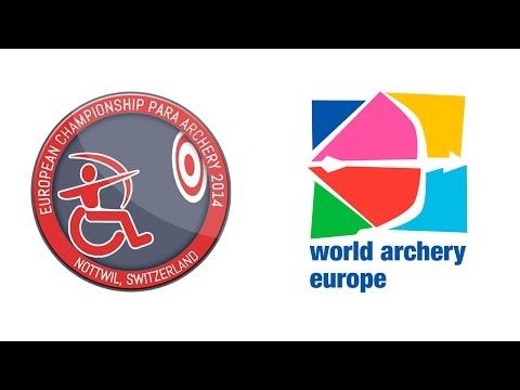 Nottwil 2014 – European Para Championships | Compound team finals