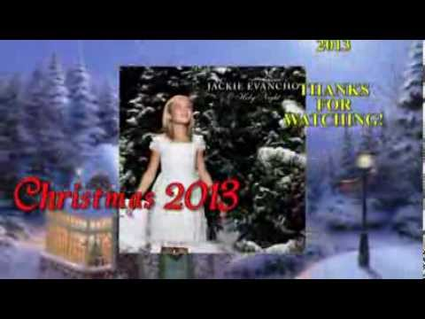 Video 2013-1-153 ***christmas 2013*** Jackie Evancho Performs o Holy Night video