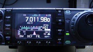 ALPHA TELECOM ICOM IC7000 PERDEU POTNCIA EM TODAS