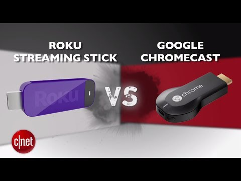 Prizefight - Roku Streaming Stick vs. Google's Chromecast
