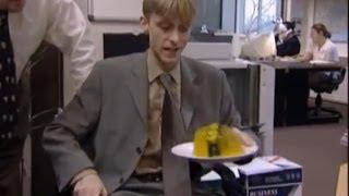 Gareth's Stapler | The Office | BBC