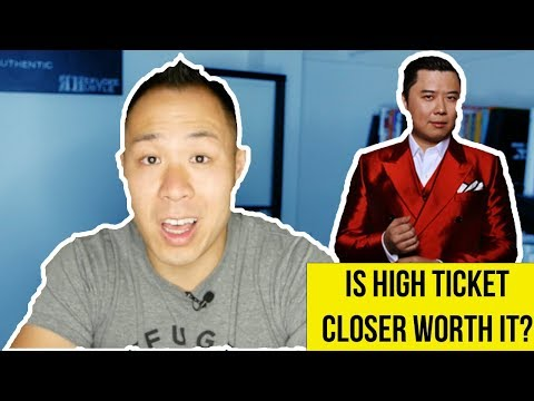 Is Dan Lok High Ticket Closer worth it? (HTC Review)
