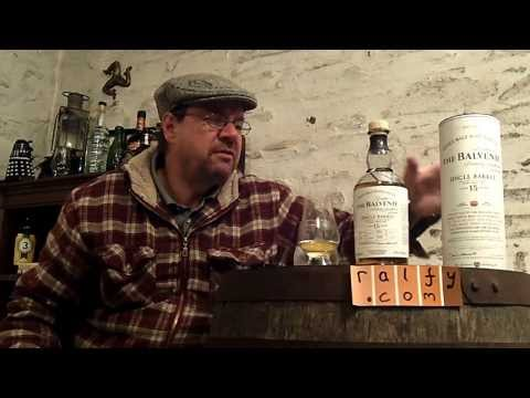 whisky review 405 - Balvenie 15yo single barrel