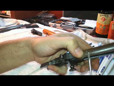 The Magic of Firearms - .22 Winchester Model 1906 Complete Disassembly