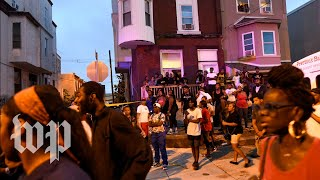'So absurd': Residents react to Philadelphia shooting that left 6 officers injured