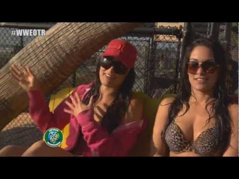 """WWE Outside the Ring"" with The Bella Twins"