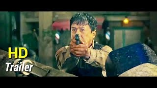 BLEEDING STEEL - Official Trailer (2018) Jackie Chan Sci-fi Movie HD