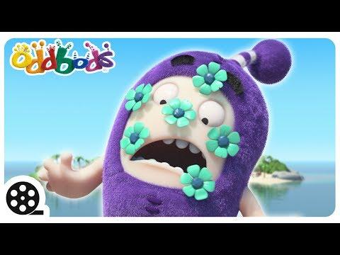Cartoon   Oddbods - MAROONED   Funny Videos