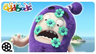 Cartoon | Oddbods - MAROONED | Funny Videos