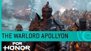 For Honor Trailer: The Warlord Apollyon – Story Campaign Gameplay [NA]