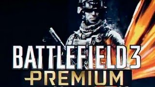 Battlefield 3 Premium Announcement & Details E3 2012 [HD]