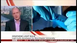 Graphene lightbulb news