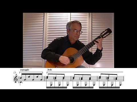 Маттео Каркасси - Waltz In A