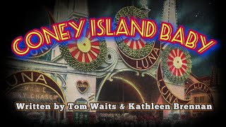 Watch Tom Waits Coney Island Baby video