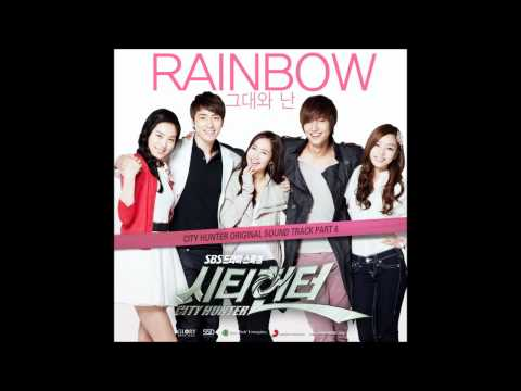 You And I (rainbow)   City Hunter Ost video