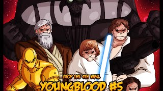 Youngblood #5 - Atop the Fourth Wall