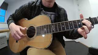 Lukas Graham You 39 Re Not The Only One Redemption Song Fingerstyle Guitar