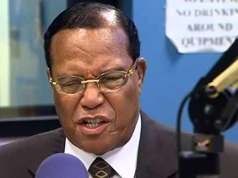 Louis Farrakhan Tells Obama Not To Kill Muammar al-Gaddafi