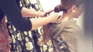 Behind the scenes photoshoot - Hareem Al Sultan collection by Sima Fashion