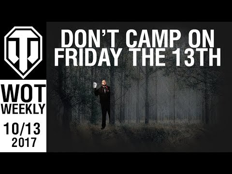 PC: World of Tanks Weekly #33 - When NOT To Camp