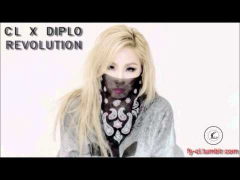 [audio] Cl X Diplo - Revolution (live At Sia 2014) video