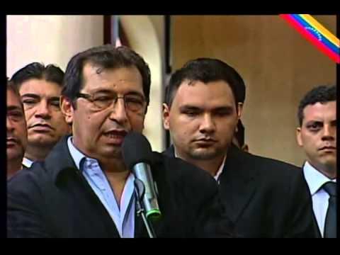Sepelio del Comandante Chávez parte 11: las conmovedoras palabras de Adán Chávez