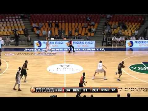 Qualifying round: Basketball Nymburk vs Telenet Oostende