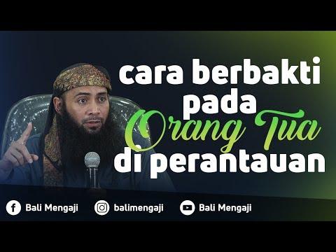 Video Singkat: Cara Berbakti Kepada Orang Tua Di Perantauan - Ustadz Dr. Syafiq Riza Basalamah, MA