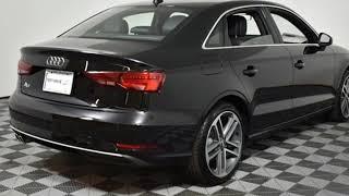 New 2019 Audi A3 Marietta Atlanta, GA #U50064