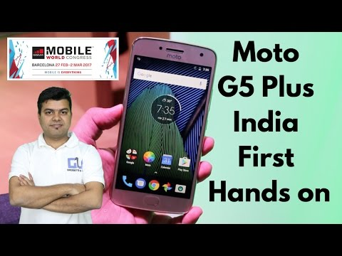 Moto G5 Plus India First Hands On, Comparison, Camera Test, Hindi | Gadgets To Use
