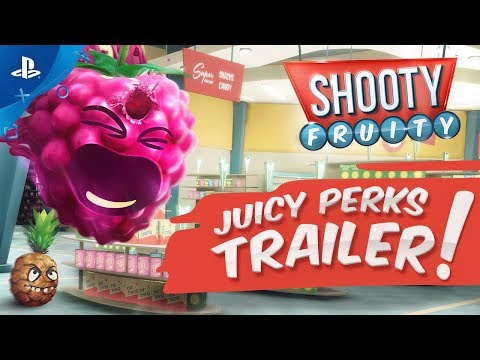 Shooty Fruity - PSX 2017: Preview Trailer | PS VR