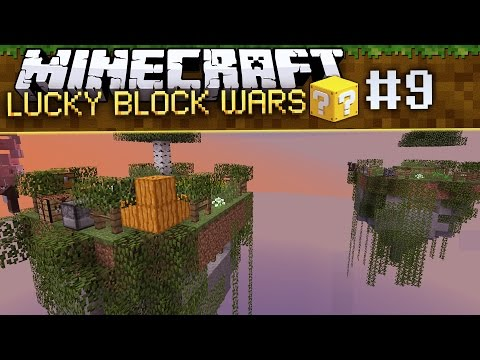 Minecraft Lucky Block Wars: campin' It!!! - Ep 9 video